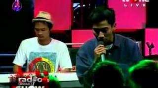 Coffee Reggae Stone feat. TIME - Pasir Putih (Live @Radio[road]Show - tvOne)