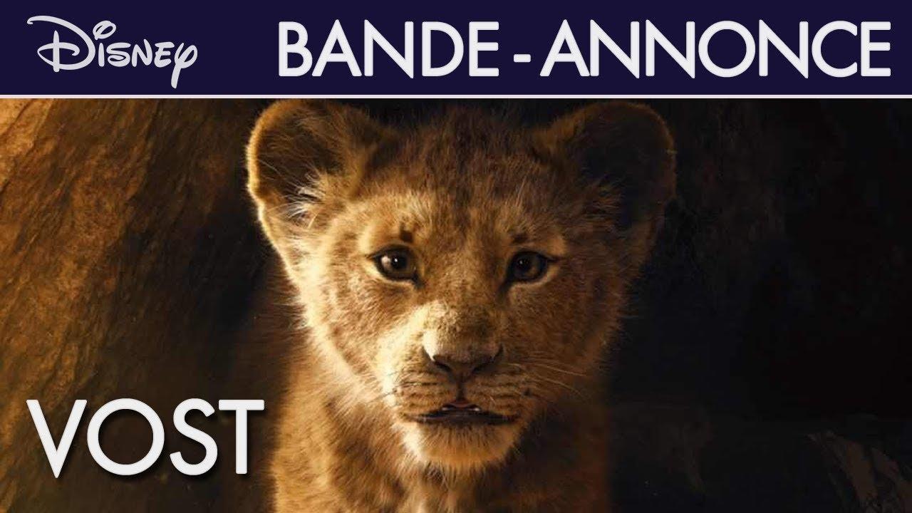 Le Roi Lion 2019 Premi 232 Re Bande Annonce Vost I