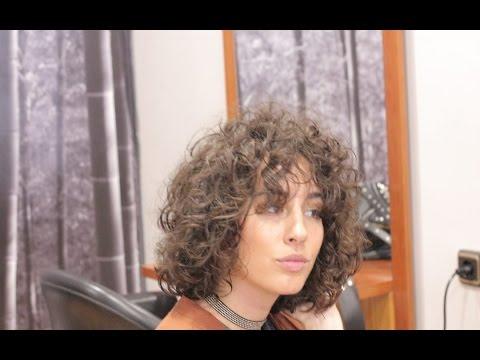 Como hacer la permanente en cabello corto