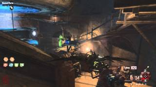 ORIGINS | Solo Easter Egg Walkthrough: Lost Little Girl Achievement! (Black Ops 2 Zombies)