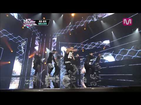 방탄소년단_No More Dream (No More Dream By Bangtan Boys@Mcountdown 2013.6.13)