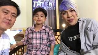 PILIPINAS GOT TALENT SEASON 6 vice ganda and sebby hernandez