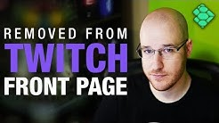 I was on the Front Page of Twitch every night for 3 months. How?