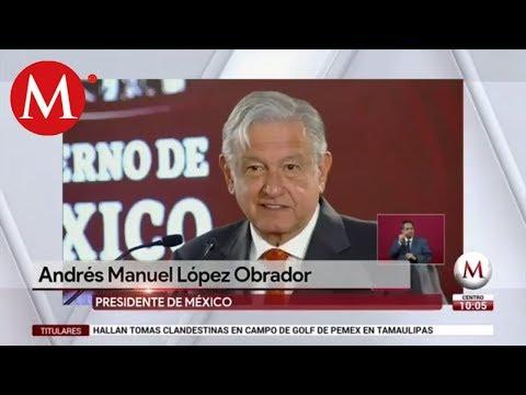 AMLO: Fiscalía de Puebla debe dar a conocer videos de caída de helicóptero