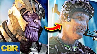 15 Times Marvel's CGI And VFX Work Was Out Of This World
