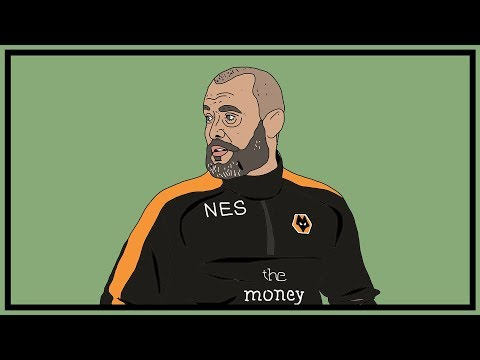 Tactical Evolution of Nuno Espírito Santo | Tactical Profile