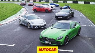 Autocar Car of the Year 2017 | Britain's Best Sports Car named | 720S, 911 GT3, GT R and more