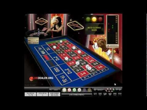 Live casinoer på nett norge