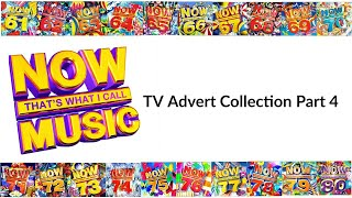 Now That's What I Call Music TV Advert Collection Part (4/5)