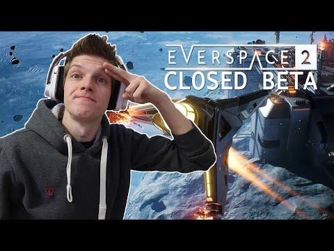 EVERSPACE 2 - Die Closed BETA!  