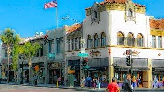 A Walk Around The Intersection of Fair Oaks and Colorado, Old Pasadena