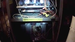 Sacramento HVAC - Troubleshooting a Janitrol Furnace and the Slightly Cluttered Attic