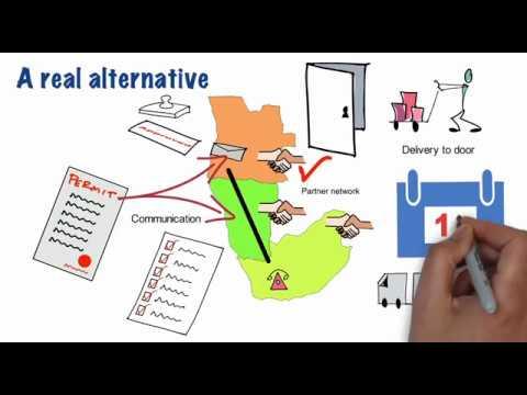 Exporting to Angola - The Novotrans Alternative