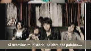 The Kooks - Young Folks (subtitulos español)