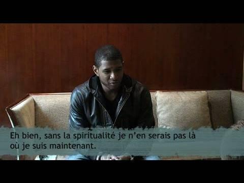 Download Interview vidéo d'Usher : Un nouvel homme