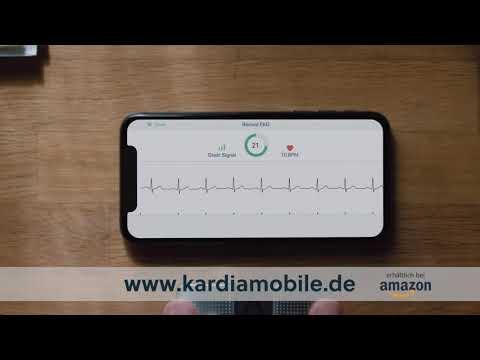 KardiaMobile by AliveCor   DE TV commercial   Deutsche Fernsehwerbung