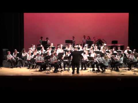 Coral Springs Middle School presents the 2013-2014 Beginning Band