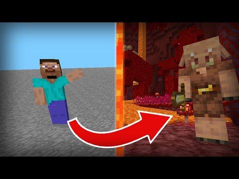 Every Minecraft Title Screen Music & Login Screen | Minecraft Old Generation And Minecraft Old Music