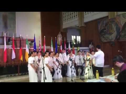 Chua Ay (FEUropa 8) - UST The Accountancy Chamber Singers