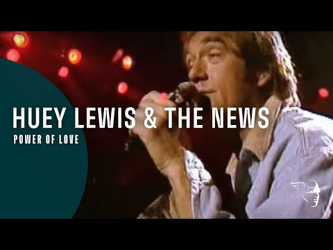 Huey Lewis & The News - Power of Love  (The Heart of Rock & Roll)