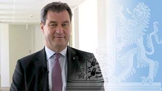 Kabinettssitzung in Nürnberg - Bayern
