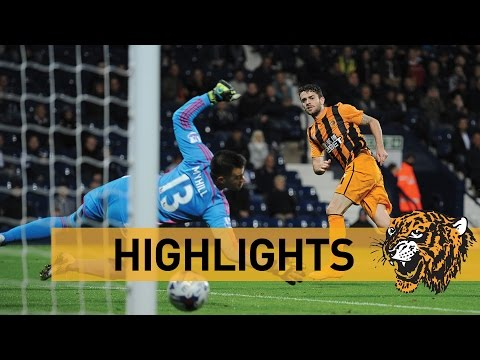 West Bromwich Albion 3 The Tigers 2 | Match Highlights | 24th September 2014