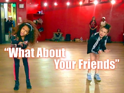"TLC - ""What About Your Friends"" - JR Taylor Choreography"