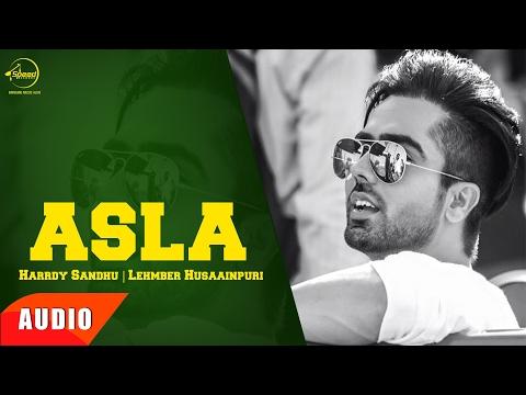 Asla (Full Audio Song) | Harrdy Sandhu & Lehmber Husaainpuri | Punjabi Audio Song | Speed Records