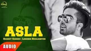 Asla (Full Audio Song) | Harrdy Sandhu & Lehmber Husaainpuri | Punjabi Audio Song | Speed Records thumbnail
