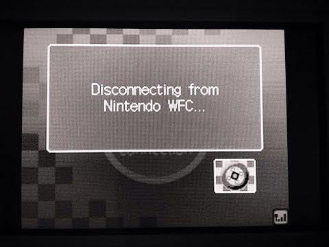 Farewell Nintendo WFC