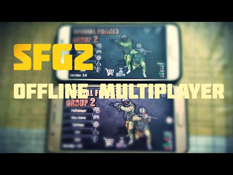 Play Sfg2 Multiplayer Without Any Internet Connection | Offline Multiplayer