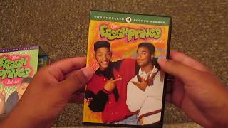 The Fresh Prince of Bel Air | The Complete Series DVD Unboxing