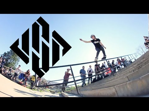 Mery Muñoz USD Street Sessions - USD Skates