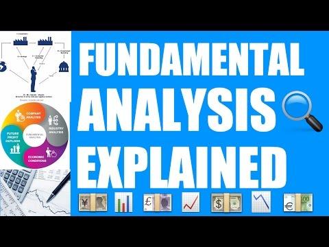 Fundamental Analysis – How To Trade Options & Stocks W/ FUNDAMENTALS –  Trading Like Warren Buffett