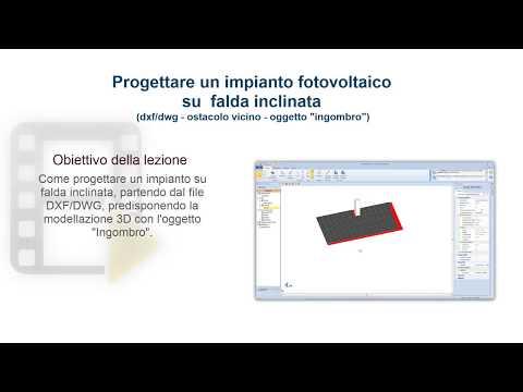 Tutorial Solarius-PV - Progettare un impianto fotovoltaico su copertura  - ACCA software thumbnail