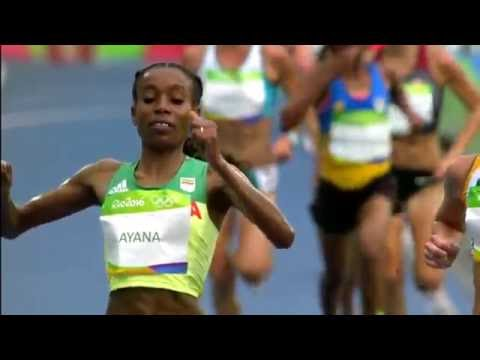 Rio 2016 Olympics Tribute - Rise