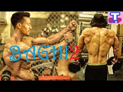 baghi bagi two 2 leaked video compilation amazing body tiger shroff body building