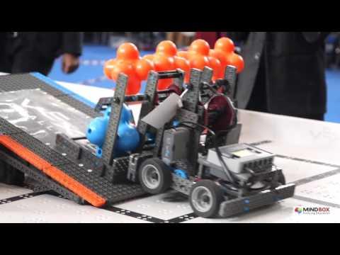 India's Biggest Robotics event - VEX India Championship 2017!