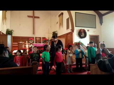 NOVA Bruton Christmas program