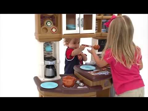 Step2 Lil Chef S Gourmet Kitchen Neutral Youtube