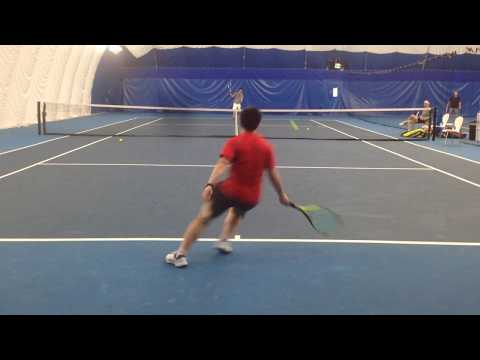 Father's Day Tennis - Casual Tennis 101 [HD]