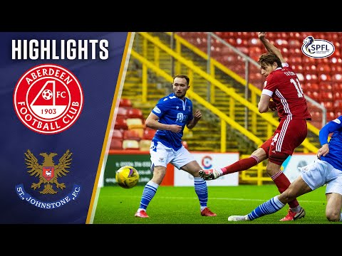 Aberdeen St. Johnstone Goals And Highlights