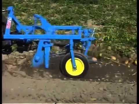 Scava patate autocostruito doovi for Di raimondo macchine agricole