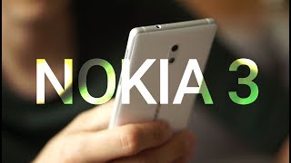 Nokia 3 - review!