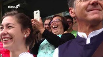 Hoch zu Ross – Traditioneller Pfingstritt lockt tausende Besucher nach Bad Kötzting