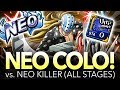 NEO COLISEUM KILLER! ALL STAGES! (Including 0 Stamina) (One Piece Treasure Cruise - Global)