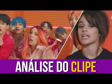 Camila Cabello Analisa: BTS feat Halsey - Boy With Luv
