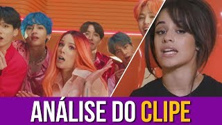 Gambar cover Camila Cabello Analisa: BTS feat. Halsey - Boy With Luv