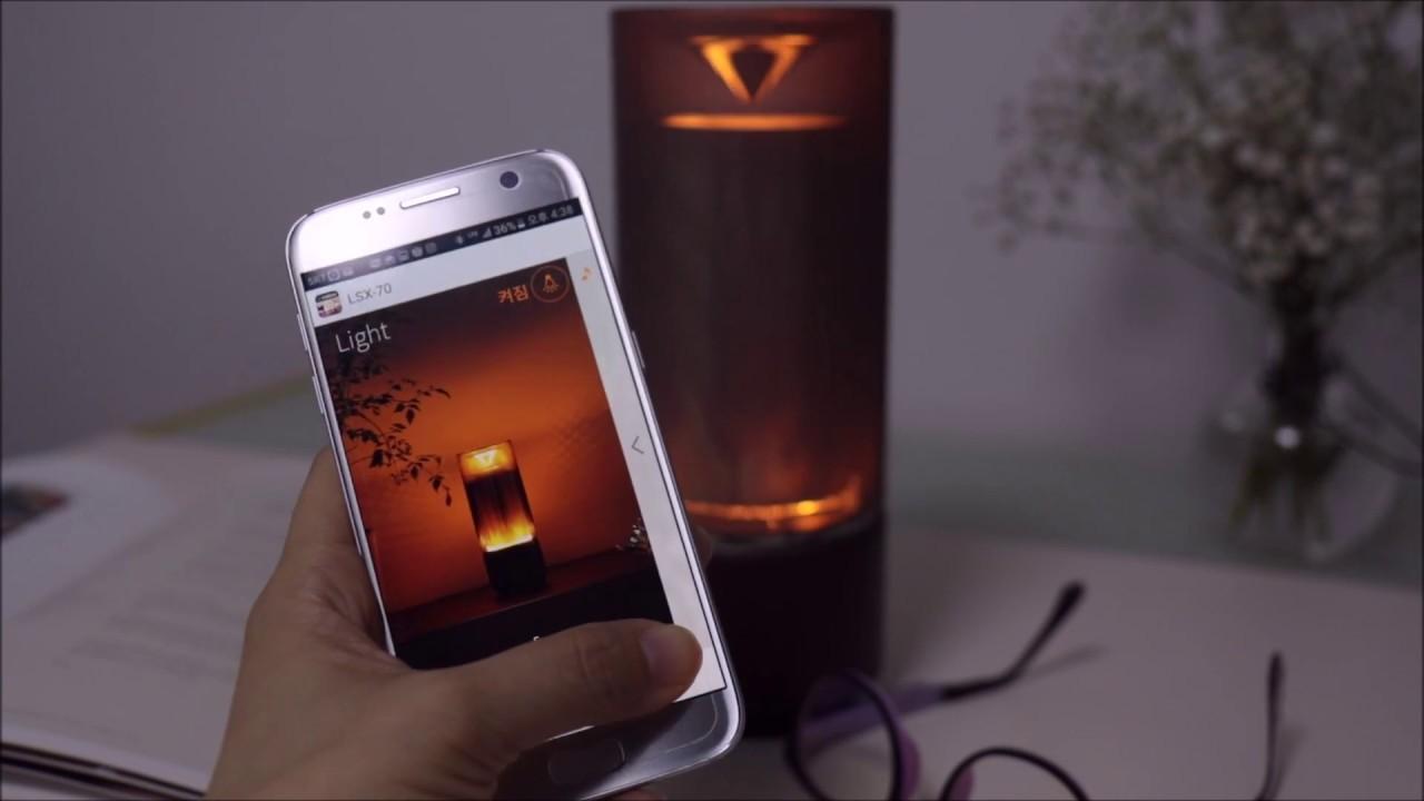 yamaha bluetooth speaker lsx 70 youtube. Black Bedroom Furniture Sets. Home Design Ideas