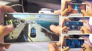 Xiaomi Redmi 5 Gaming Review with Intensive Games(India)